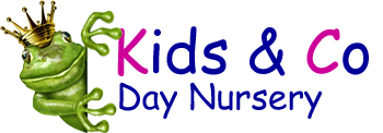 Kids and Co Day Nursery Logo